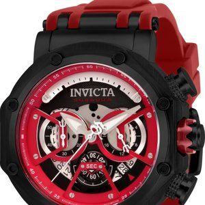 Invicta Subaqua Quartz Chronograph Watch & Case